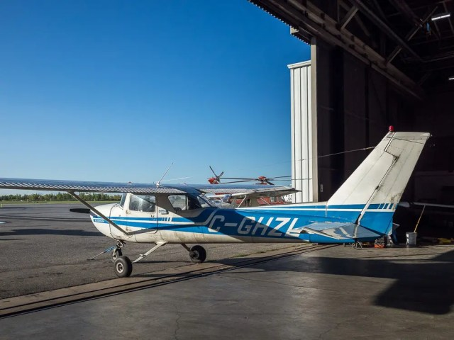 Cessna C150M