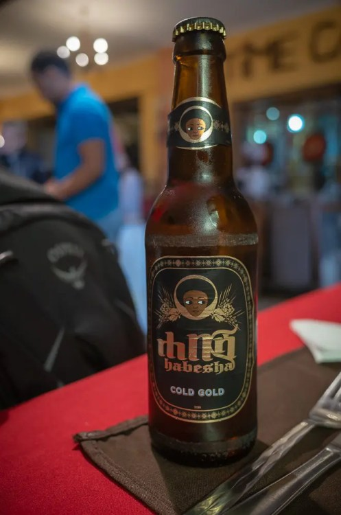 Habesha Gold beer
