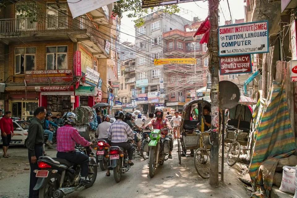 Kathmandu street photography