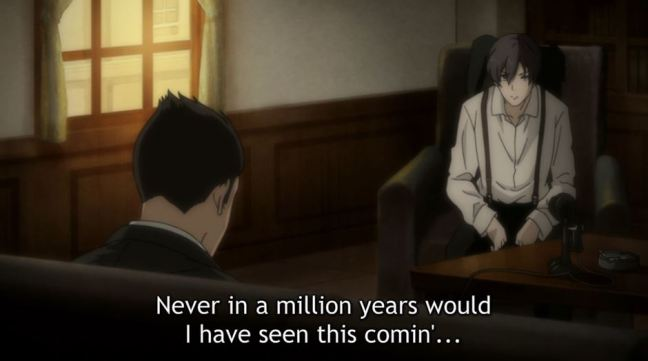 91 Days Episode 9 - Didn't see it coming when seeking revenge.