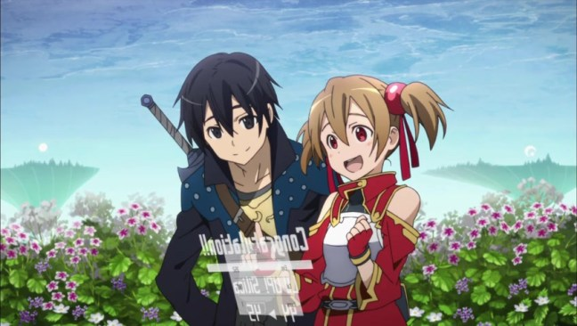 Sword Art Online - Episode 4