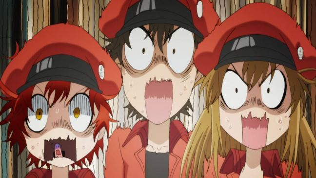 Cells at Work Episode 7