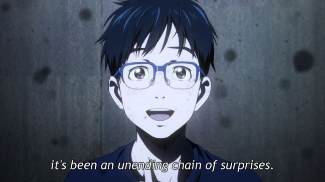 Yuri on Ice Episode 1