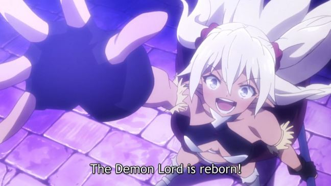 How Not To Summon a Demon Lord Episode 10