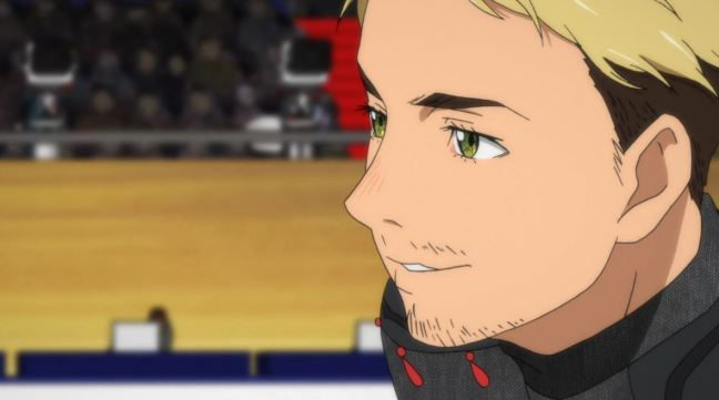 Yuri on Ice Episode 7 Chris