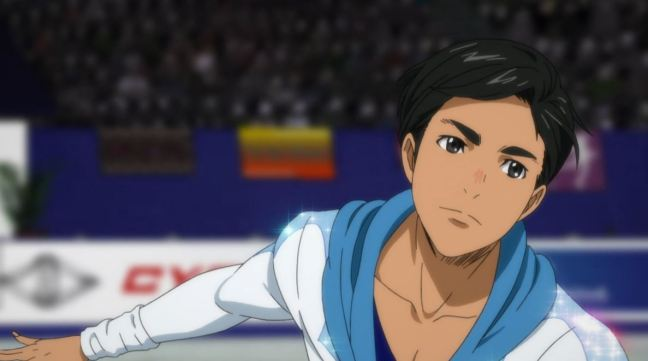 Yuri on Ice Episode 7 Phichit