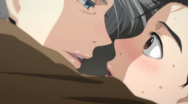 Yuri on Ice Episode 7 - The Kiss
