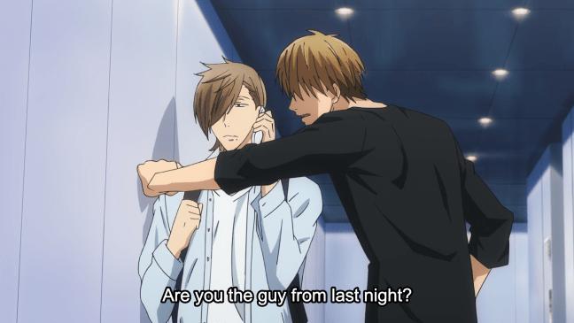 Dakaichi Episode 6 Ayagi and Junta