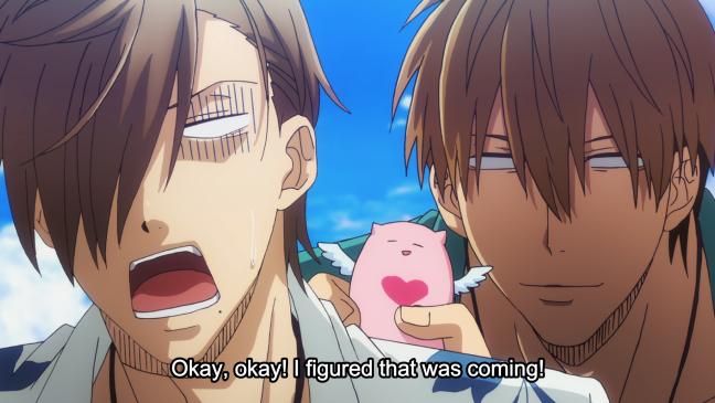 Dakaichi Episode 8 Ayagi and Junta