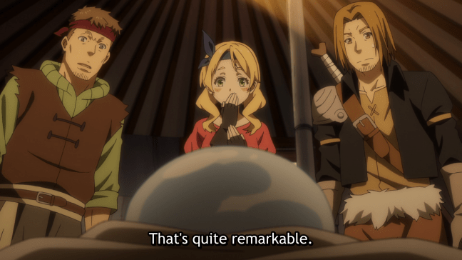 That Time I Got Reincarnated as a Slime Episode 8 Adventurers