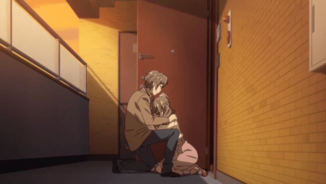 Rascal Does Not Dream of Bunny Girl Senpai Episode 11 Sakuta and Kaede