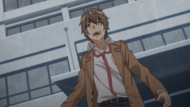 Rascal Does Not Dream of Bunny Girl Senpai Episode 13 Sakuta