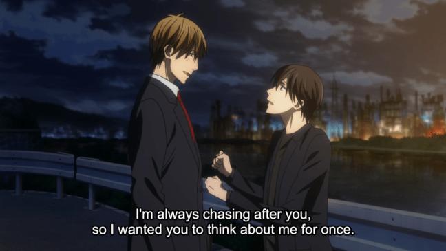 Dakaichi Episode 13 Junta and Takato