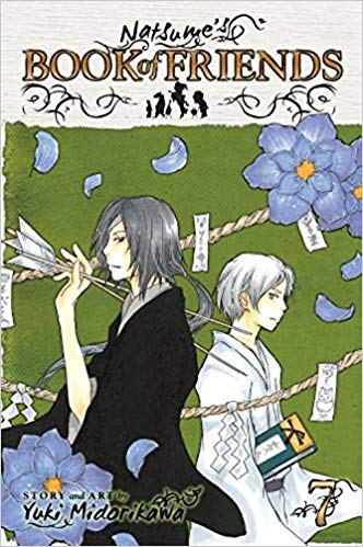 Natsume's Book of Friends Volume 7 Manga Cover
