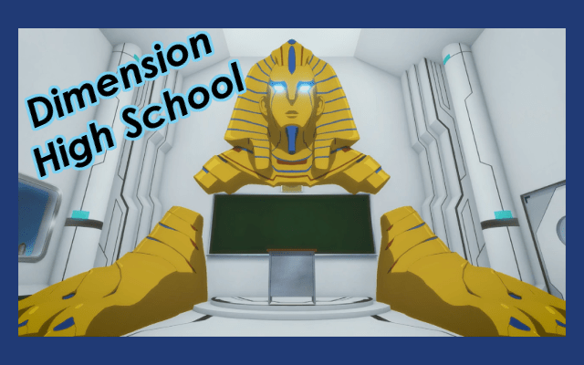 Dimension High School Post Title Image