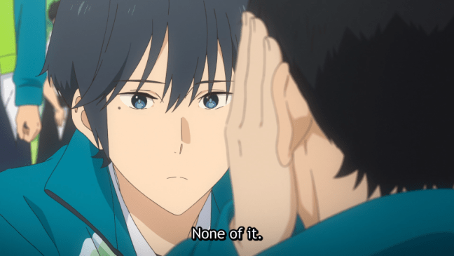 Tsurune Episode 12 - Seiya is best boy