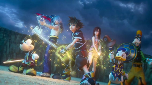 Kingdom Hearts 3 Promo Image