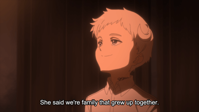 The Promised Neverland Episode 5 Norman