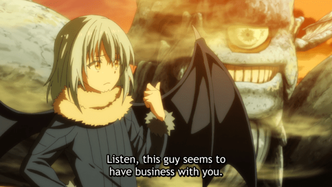That Time I Got Reincarnated as a Slime Episode 19 Rimuru