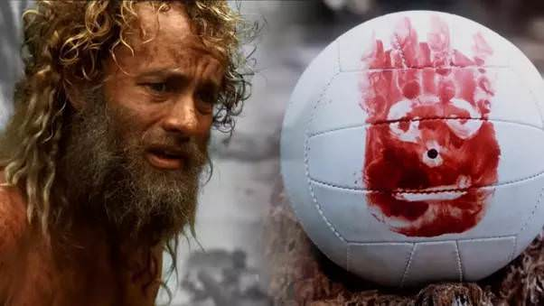 Cast Away - Tom Hanks and Wilson