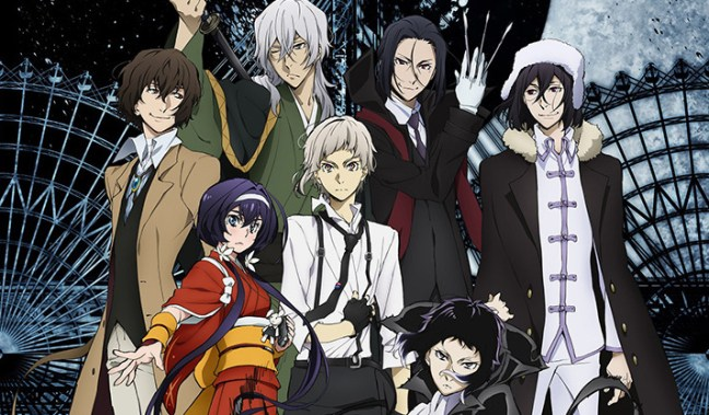 Bungo Stray Dogs Season 3