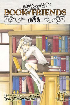 Natsume's Book of Friends Volume 11 Cover
