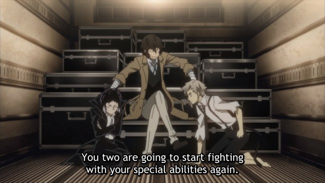 Bungo Stray Dogs Season 3 ep11 (17)