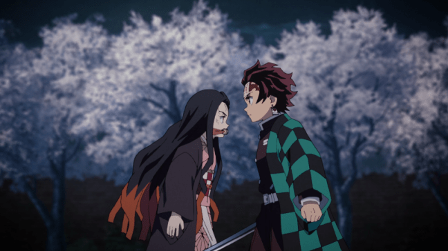 Nezuko and Tanjiro - Demon Slayer