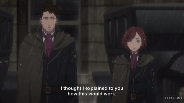 Marlya and Free - Fairy Gone - Anime - Episode 10