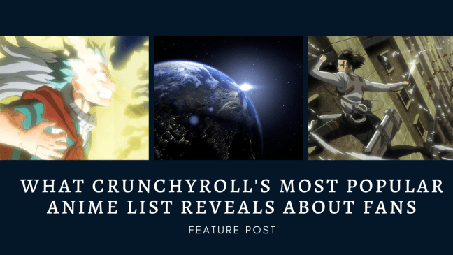 Crunchyroll reveal
