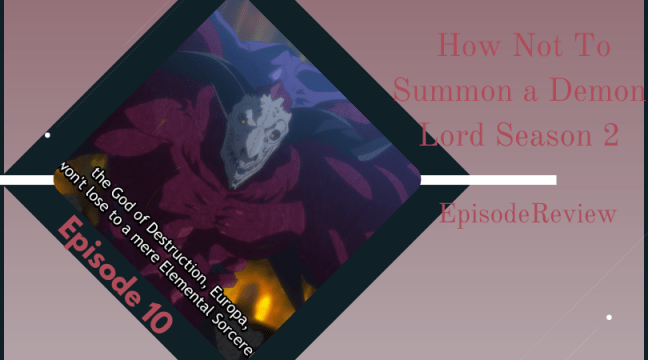 Demon Lord Episode 10 Review