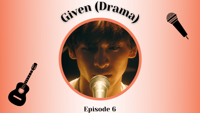Given live-action episode 6