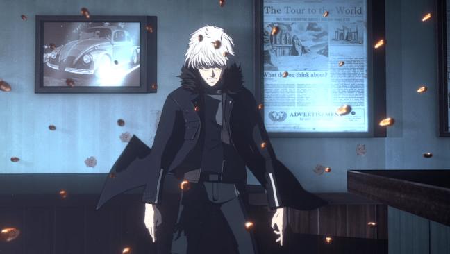 Night Head 2041 - very matrix