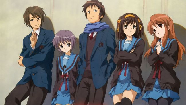Disappearance of Haruhi