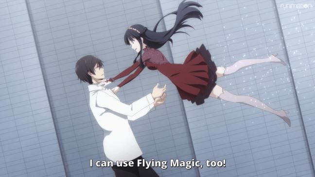 Mahouka Koukou no Yuutousei Episode 12
