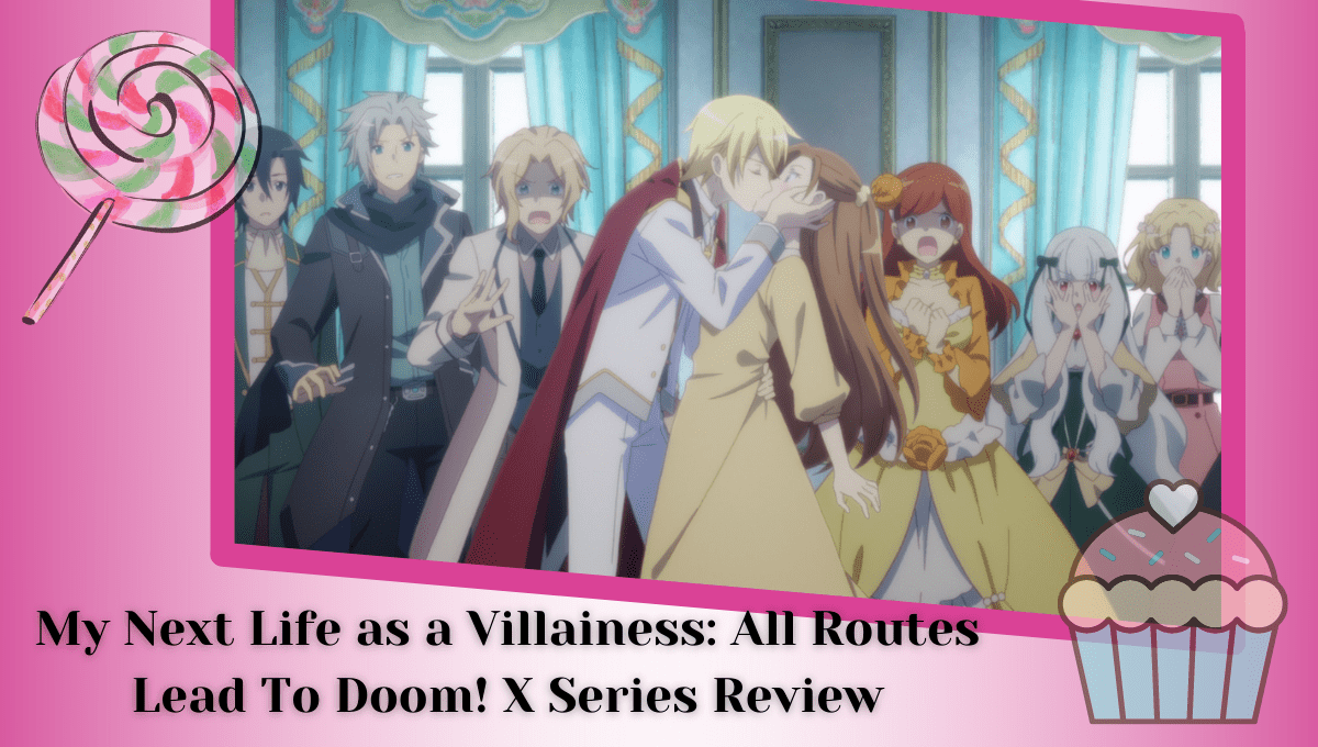 My Next Life as a Villainess All Routes Lead to Doom X Series ...
