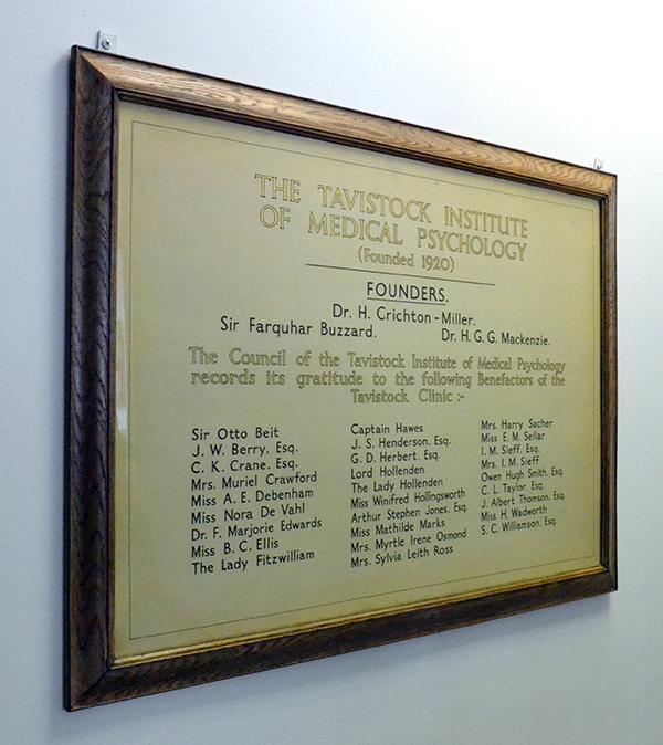 Tavistock Institute of Medical Psychology