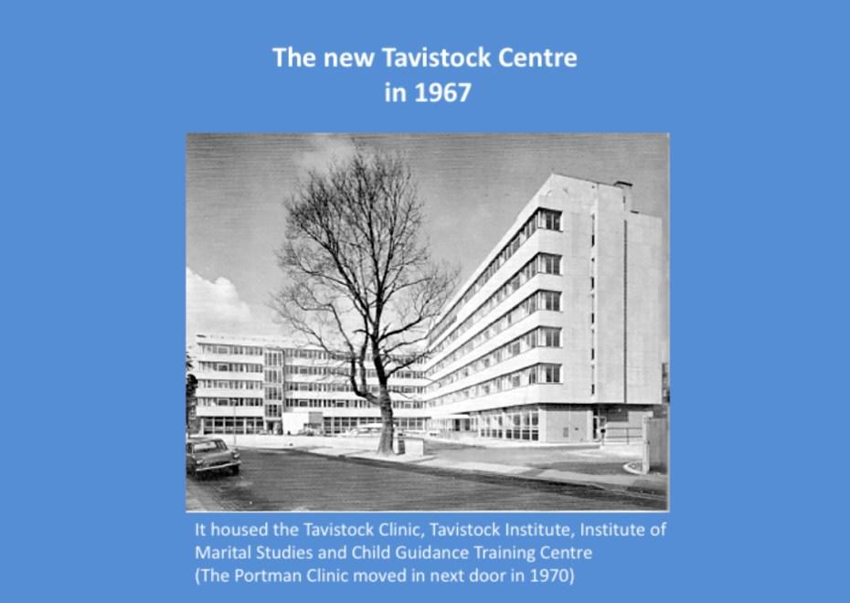 Tavistock Centre 1967