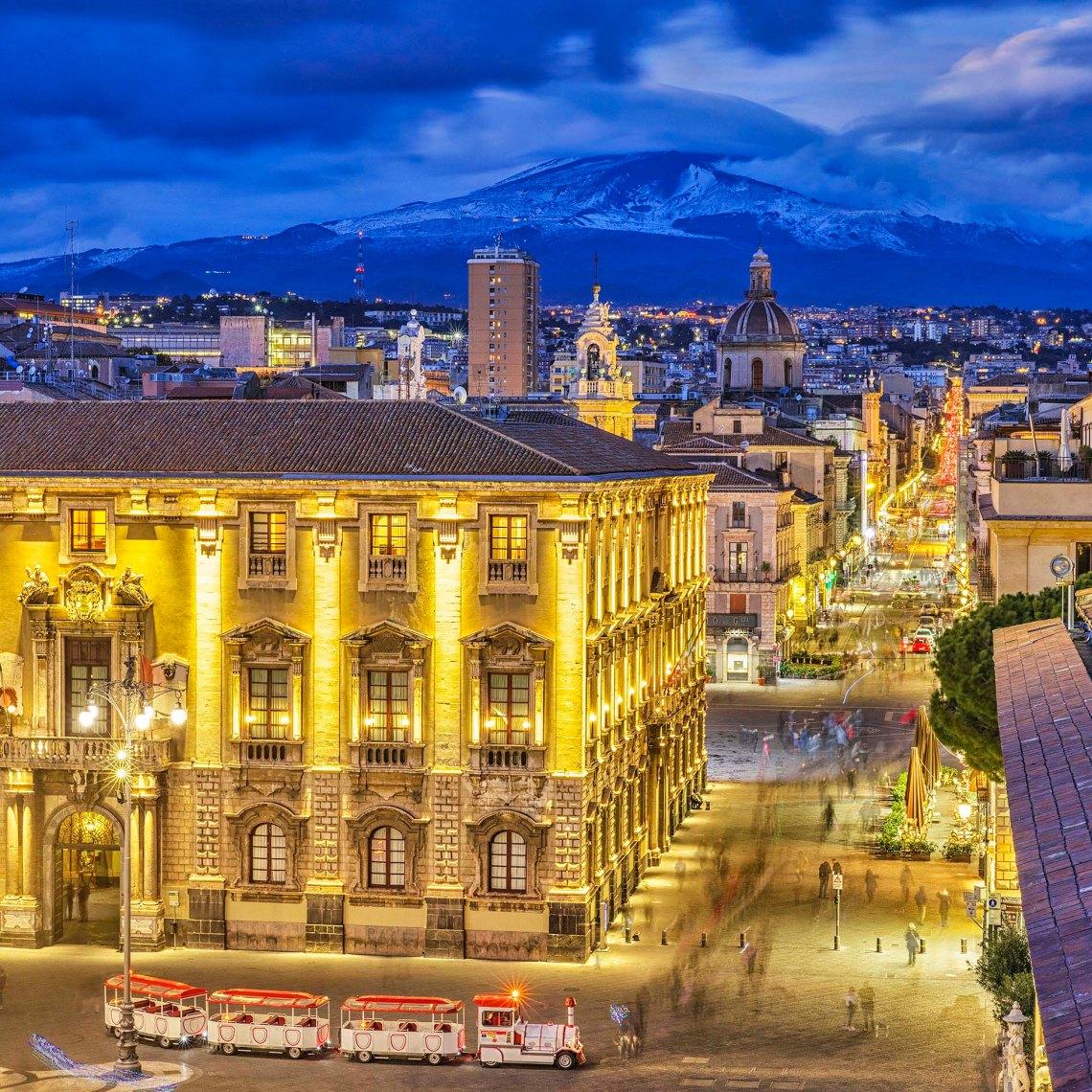 Etna, Catania