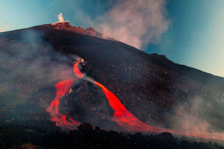 Fuoriuscita di magma