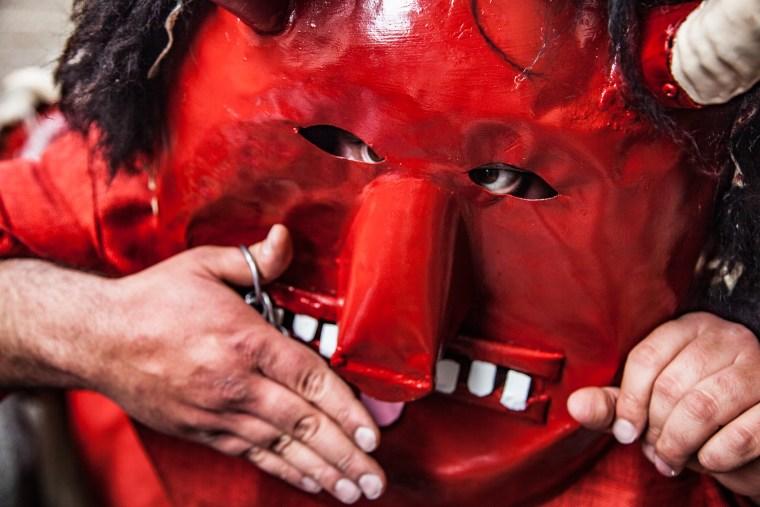 il ballo dei diavoli priz