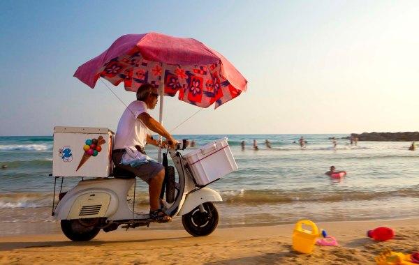 Guida Sicille Le Routard 2019 - Donnalucata, spiaggia La Filippa in provincia di Ragusa. Photo Alessandro Saffo