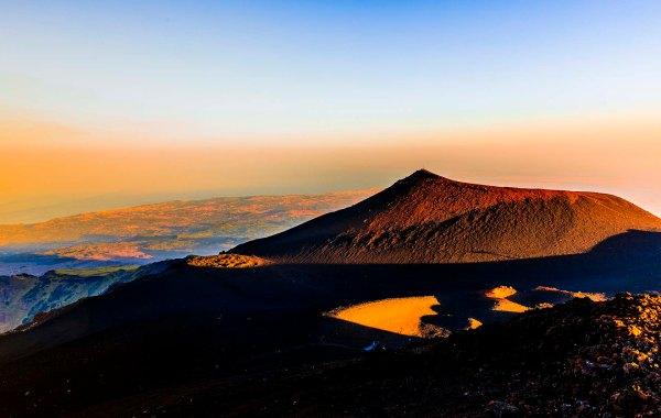 Etna, La Montagnola