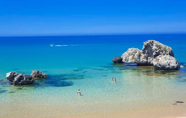 Spiaggia di Poliscia