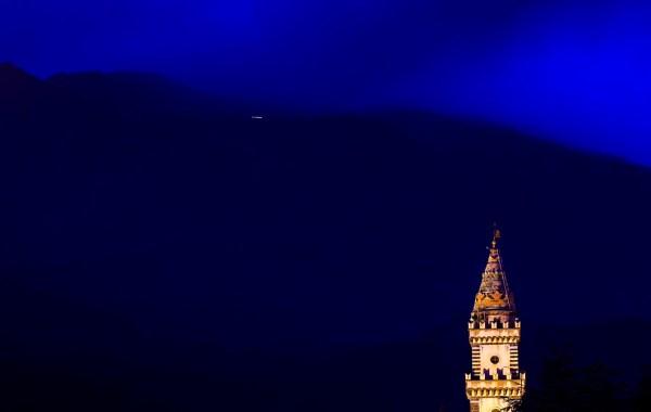Il campanile di Pedara