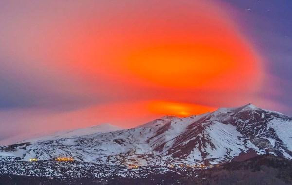 Etna, una contesa illuminata dal fuoco