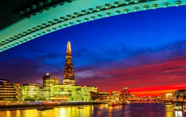 Londra, un occhio sul Tamigi