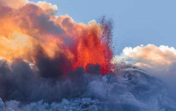 Etna, Parossismo del 16 febbraio 2021