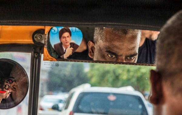 Uno sguardo nelle strade di New Delhi