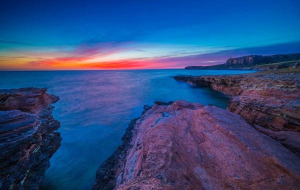 San Vito Lo Capo, il golfo di Makari